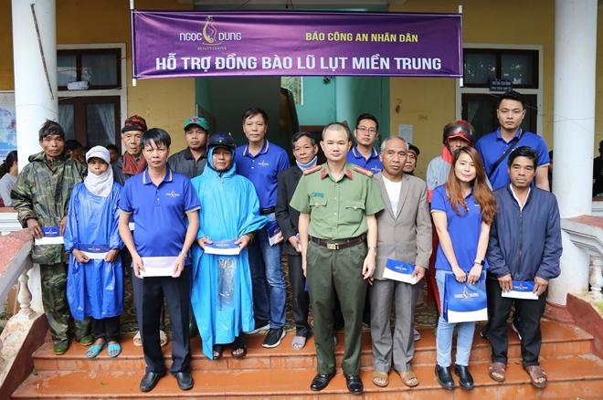 Báo CAND đồng hành cùng TMV Ngọc Dung chia sẻ khó khăn với đồng bào Quảng Trị - Ảnh minh hoạ 3
