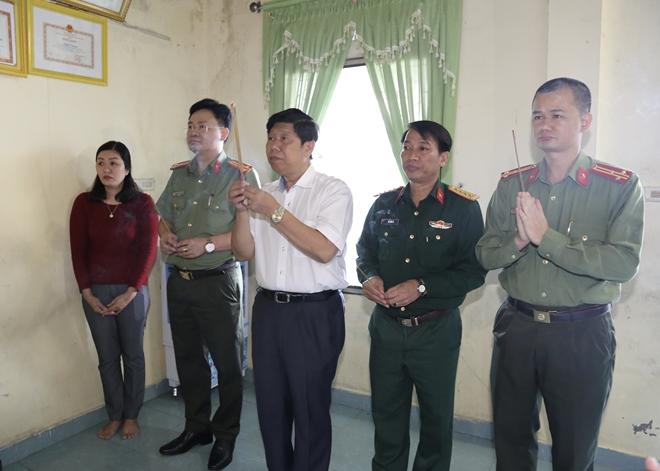 Báo CAND và Tập đoàn Quốc tế Phượng Hoàng ủng hộ Công an tỉnh Thừa Thiên Huế - Ảnh minh hoạ 3