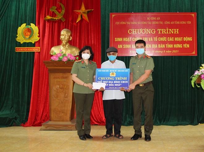 Thiết thực các hoạt động sinh hoạt chính trị và an sinh, xã hội  tại Hưng Yên - Ảnh minh hoạ 4