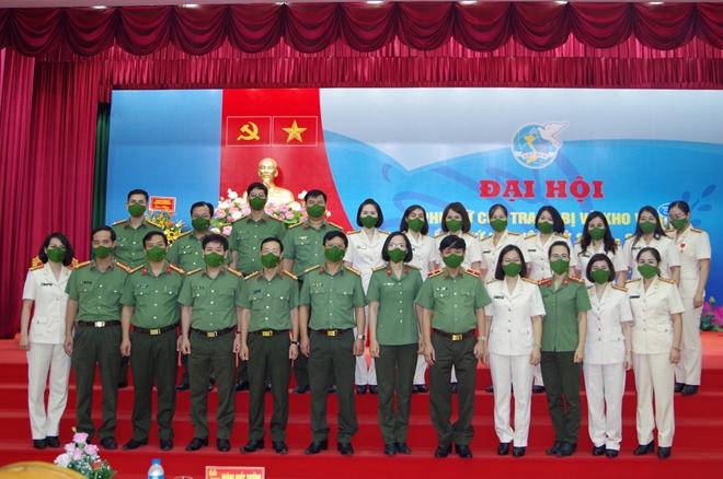 Đại hội phụ nữ Cục Trang bị và kho vận - Ảnh minh hoạ 2