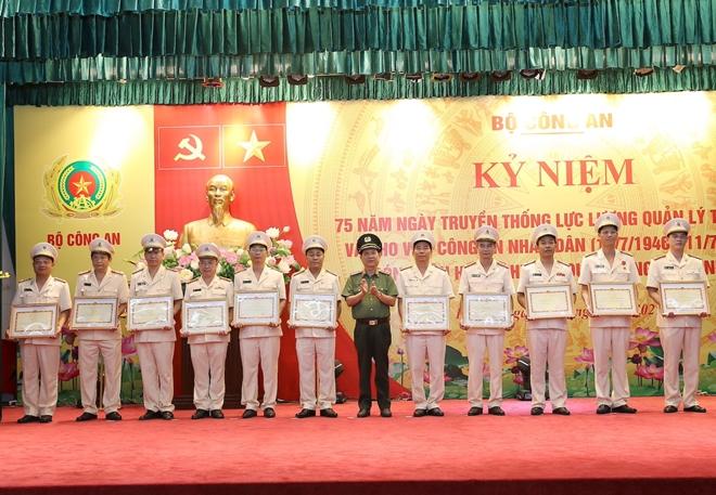 Lực lượng Trang bị và Kho vận CAND đón nhận Huân chương Quân công hạng Nhất - Ảnh minh hoạ 4