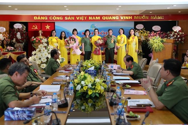 Đại hội phụ nữ Cục An ninh Kinh tế - Ảnh minh hoạ 2