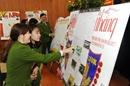 CSCĐ tranh tài ở Hội thi báo tường mừng Đảng, mừng Xuân