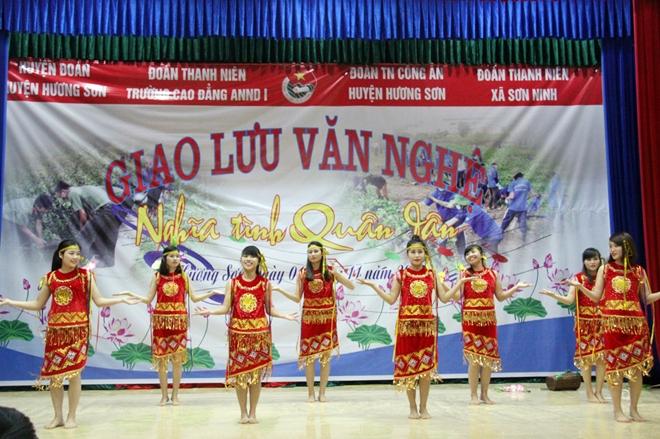 Nhiều hoạt động ý nghĩa của Tuổi trẻ Trường Cao đẳng ANND I tại Hà Tĩnh - Ảnh minh hoạ 6
