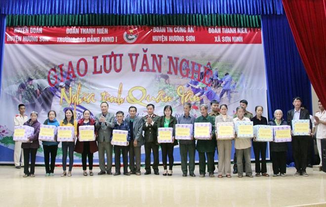 Nhiều hoạt động ý nghĩa của Tuổi trẻ Trường Cao đẳng ANND I tại Hà Tĩnh - Ảnh minh hoạ 2