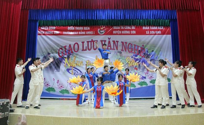 Nhiều hoạt động ý nghĩa của Tuổi trẻ Trường Cao đẳng ANND I tại Hà Tĩnh - Ảnh minh hoạ 5