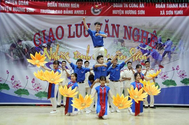 Nhiều hoạt động ý nghĩa của Tuổi trẻ Trường Cao đẳng ANND I tại Hà Tĩnh - Ảnh minh hoạ 4