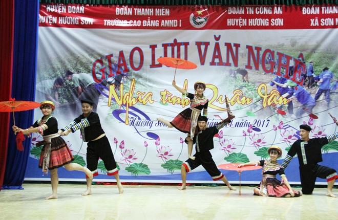 Nhiều hoạt động ý nghĩa của Tuổi trẻ Trường Cao đẳng ANND I tại Hà Tĩnh - Ảnh minh hoạ 3