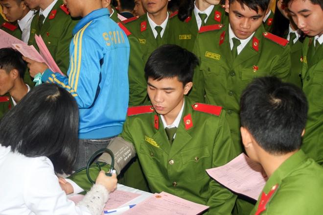 Sôi nổi Ngày hội hiến máu tuổi trẻ Trường Đại học PCCC - Ảnh minh hoạ 2