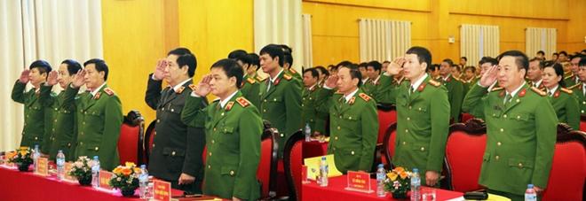 Bộ Tư lệnh CSCĐ triển khai Hội nghị phổ biến, giáo dục pháp luật năm 2017
