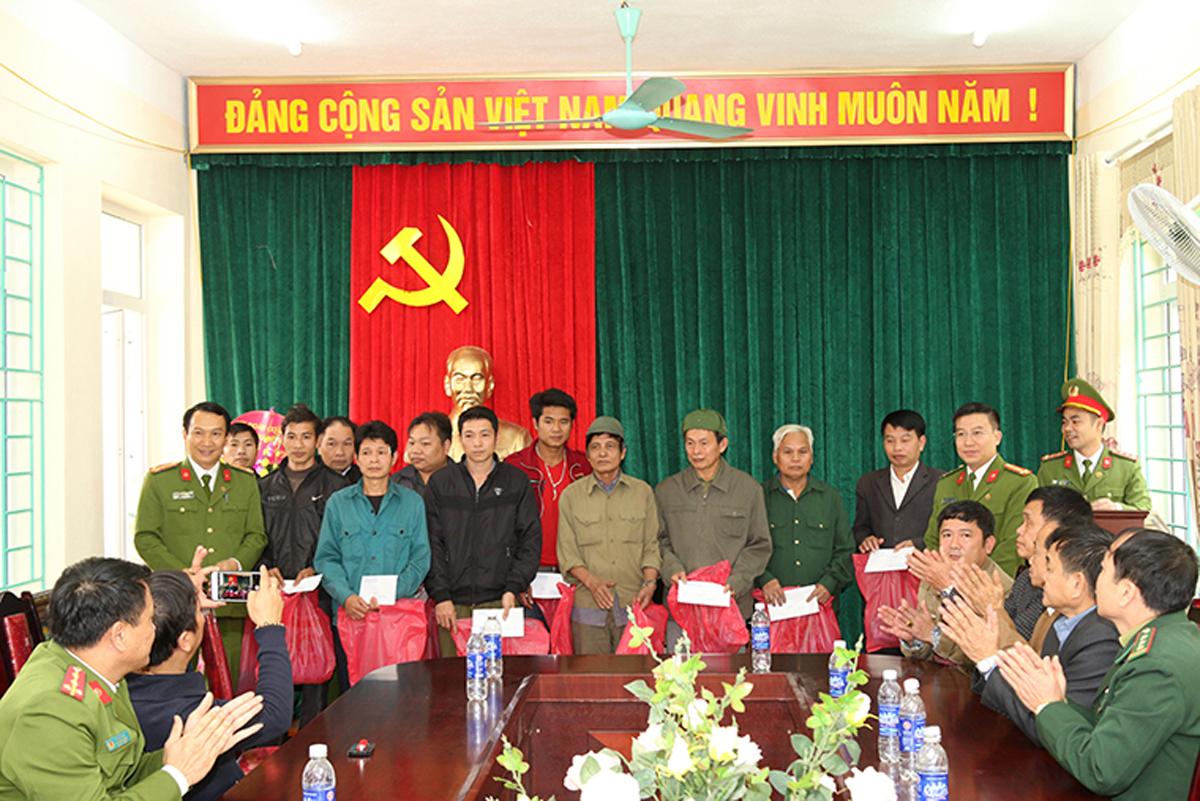 Nhiều hoạt động nghĩa tình của tuổi trẻ Trường Trung cấp Cảnh sát vũ Trang tại Thanh Hóa