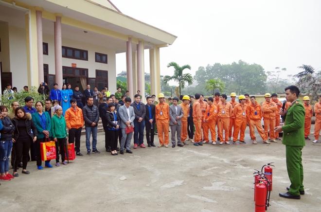 Tuổi trẻ Cảnh sát PCCC TP Hà Nội đẩy mạnh tuyên truyền  phòng, chống cháy nổ dịp Tết Nguyên Đán - Ảnh minh hoạ 4