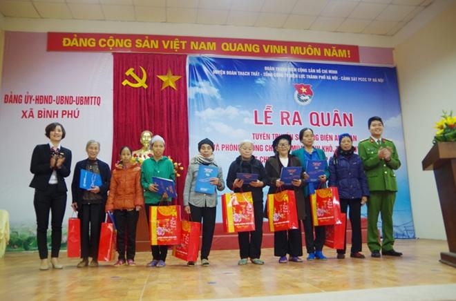 Tuổi trẻ Cảnh sát PCCC TP Hà Nội đẩy mạnh tuyên truyền  phòng, chống cháy nổ dịp Tết Nguyên Đán - Ảnh minh hoạ 2