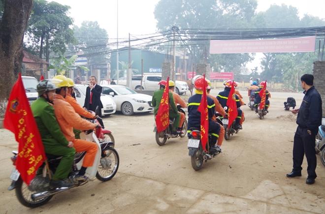 Tuổi trẻ Cảnh sát PCCC TP Hà Nội đẩy mạnh tuyên truyền  phòng, chống cháy nổ dịp Tết Nguyên Đán - Ảnh minh hoạ 5