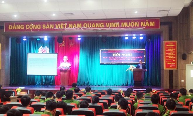 Tổ chức  học tập, quán triệt Nghị quyết Đại hội Đoàn toàn quốc lần thứ XI