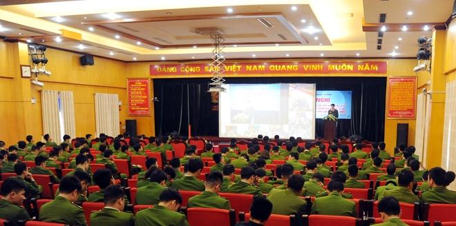 Tuổi trẻ Bộ Tư lệnh CSCĐ xung kích, sáng tạo vì an ninh Tổ quốc - Ảnh minh hoạ 2