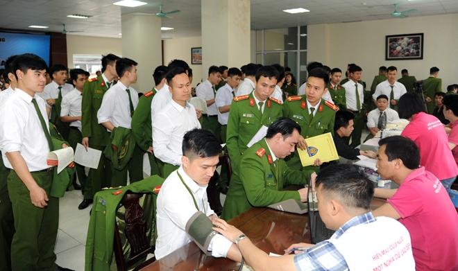 Tuổi trẻ Bộ Tư lệnh CSCĐ xung kích, sáng tạo vì an ninh Tổ quốc - Ảnh minh hoạ 6