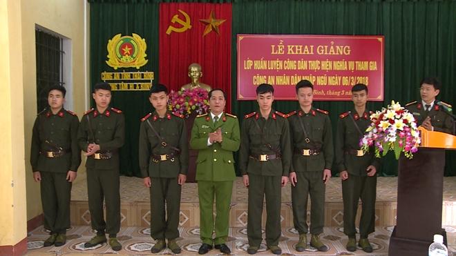 Khai giảng lớp huấn luyện chiến sỹ nghĩa vụ năm 2018 - Ảnh minh hoạ 2