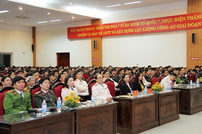 Công an Thái Bình đẩy mạnh học tập và làm theo tư tưởng, đạo đức, phong cách Hồ Chí Minh - Ảnh minh hoạ 2