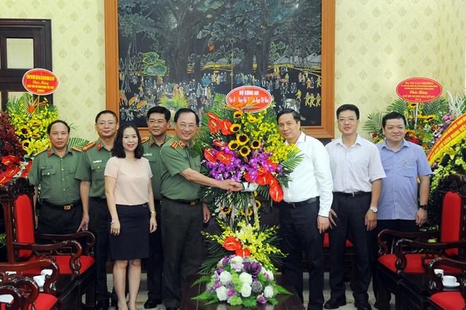 Thứ trưởng Nguyễn Văn Thành chúc mừng cơ quan thông tấn báo chí Trung ương - Ảnh minh hoạ 6