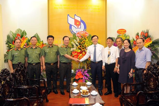 Thứ trưởng Nguyễn Văn Thành chúc mừng cơ quan thông tấn báo chí Trung ương - Ảnh minh hoạ 3