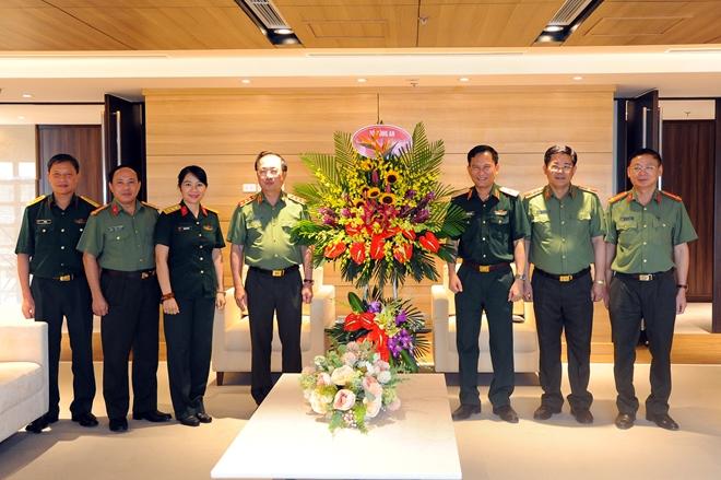 Thứ trưởng Nguyễn Văn Thành chúc mừng cơ quan thông tấn báo chí Trung ương - Ảnh minh hoạ 9