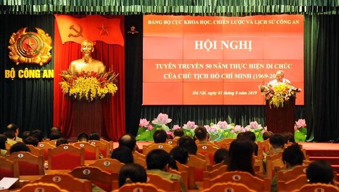 Khẳng định giá trị sâu sắc Di chúc của Chủ tịch Hồ Chí Minh - Ảnh minh hoạ 2