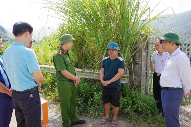 Công an tỉnh Hà Giang tăng cường giúp dân khắc phục hậu quả thiên tai - Ảnh minh hoạ 2