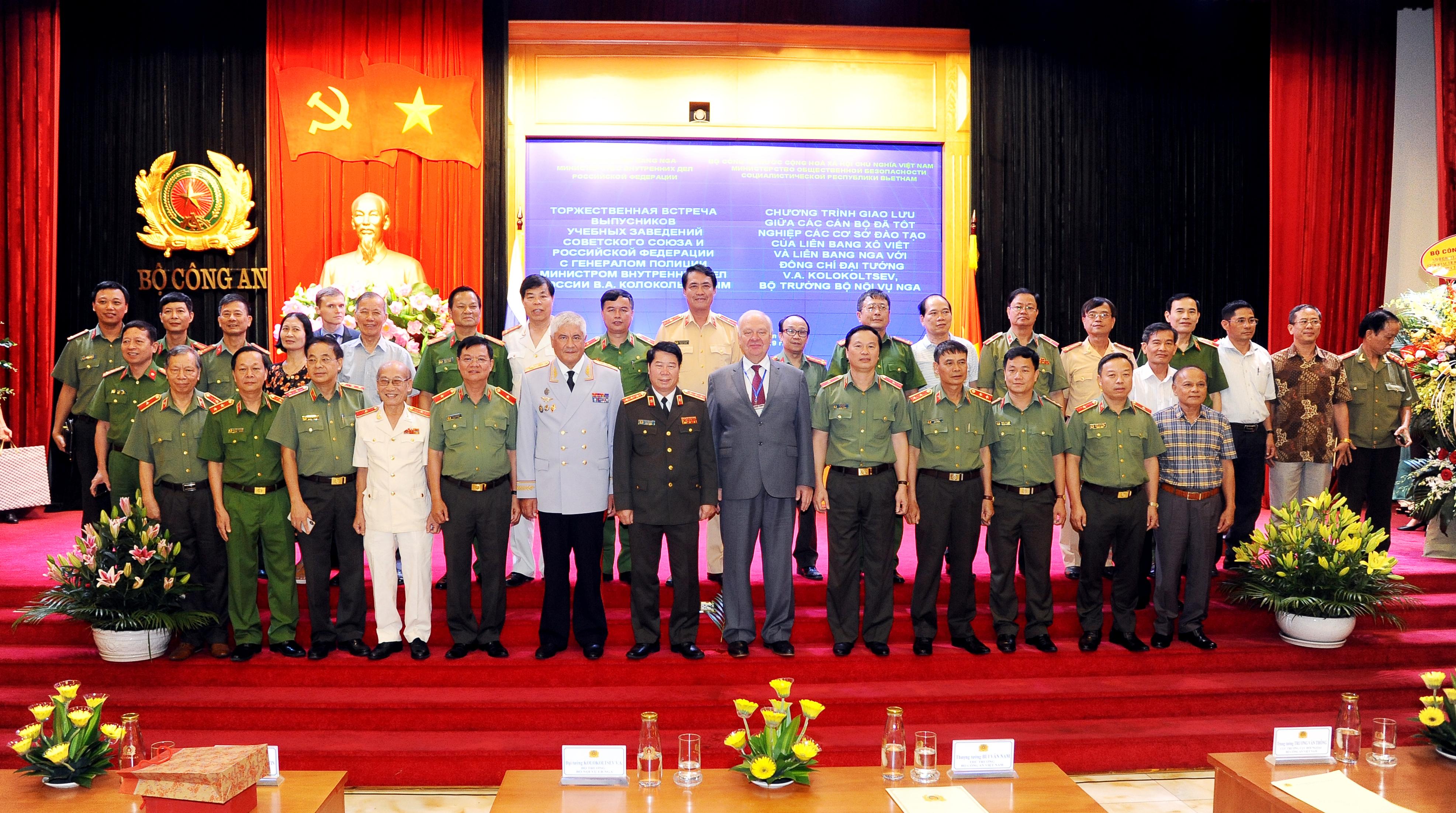 Vun đắp tình hữu nghị, hợp tác giữa Việt Nam và Liên bang Nga
