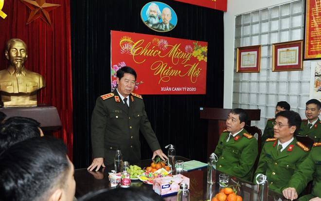 Thứ trưởng Bùi Văn Nam kiểm tra công tác tại Công an phường Cửa Nam - Ảnh minh hoạ 2