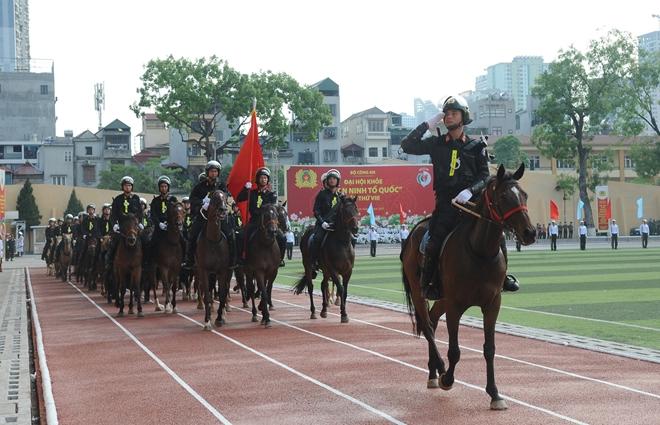 Bộ Công an tạm dừng một số hoạt động kỷ niệm Ngày Truyền thống CAND - Ảnh minh hoạ 5