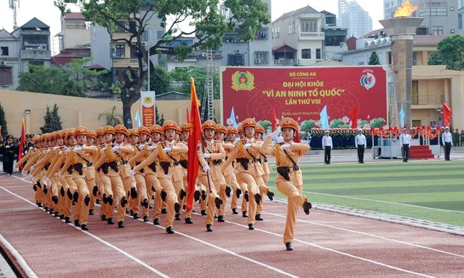 Bộ Công an tạm dừng một số hoạt động kỷ niệm Ngày Truyền thống CAND - Ảnh minh hoạ 9