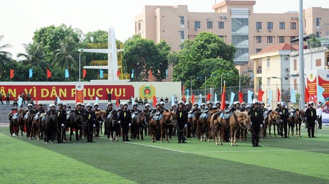 Bộ Công an tạm dừng một số hoạt động kỷ niệm Ngày Truyền thống CAND - Ảnh minh hoạ 4