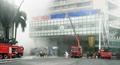 Diễn tập giải cứu nhiều người mắc kẹt trong đám cháy