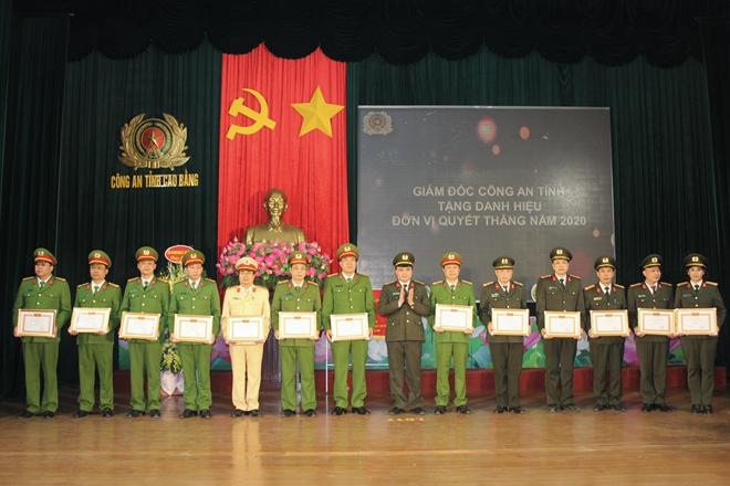 Công an tỉnh Cao Bằng triển khai công tác năm 2021 - Ảnh minh hoạ 2
