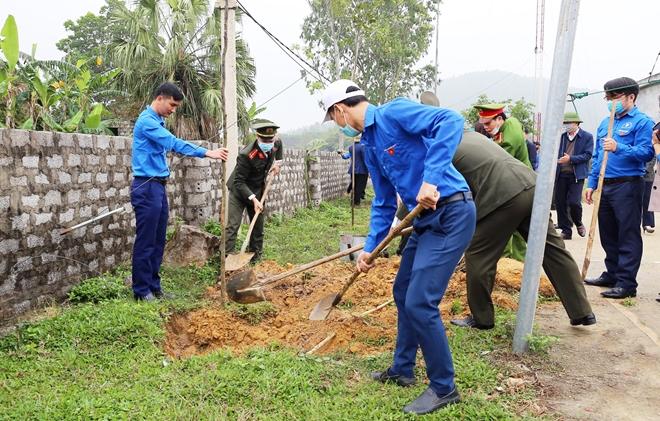 Nhiều hoạt động ý nghĩa tuổi trẻ CAND tại thị xã Nghi Sơn - Ảnh minh hoạ 3