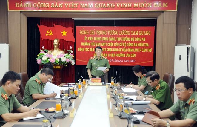 Đảm bảo ANTT hoạt động bầu cử tại khu vực Đồng Bằng sông Cửu Long - Ảnh minh hoạ 2