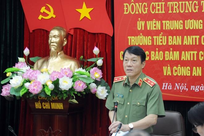 Đảm bảo ANTT hoạt động bầu cử tại khu vực Đồng Bằng sông Cửu Long