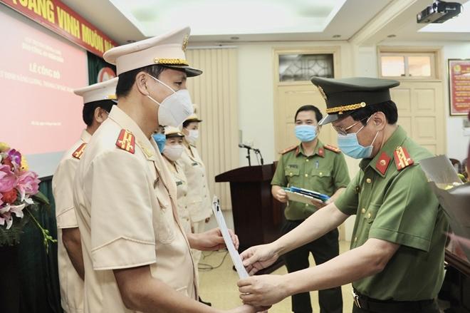Báo CAND công bố các quyết định thăng cấp bậc hàm, nâng bậc lương - Ảnh minh hoạ 4