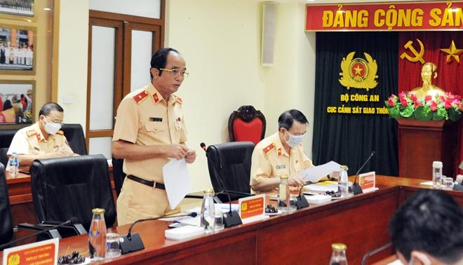 Cục CSGT đẩy mạnh công tác phòng chống dịch trong thực hiện nhiệm vụ - Ảnh minh hoạ 4