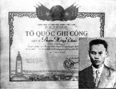 Pham hong thai