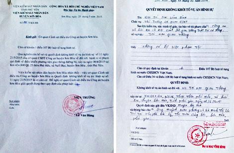 Sự thật về vụ một thanh niên tử nạn vì giao thông ở Phú Yên - ảnh 1