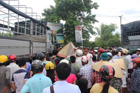 Đâm tử vong người bán gạo trên đường đi sửa xe - ảnh 2