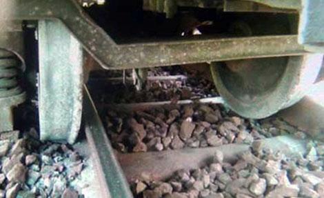Trộm cắp thiết bị vật tư – 'thủ phạm' gây tai nạn giao thông đường sắt - ảnh 1