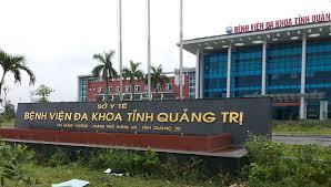 Quảng Trị: Gỡ phong tỏa tạm thời tại bệnh viện đa khoa tỉnh