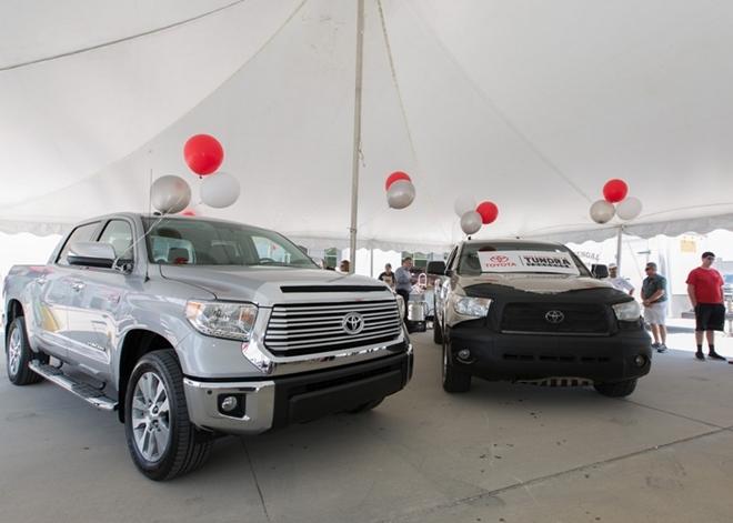 Toyota tặng khách hàng xe đời mới nhất do...đi nhiều 6