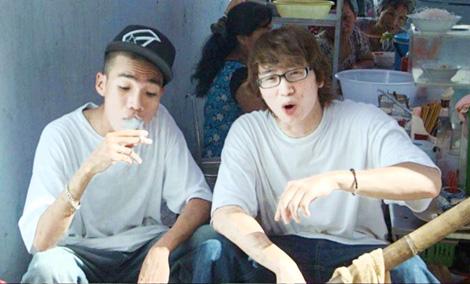 Karik and Wowy - Khu tao sống
