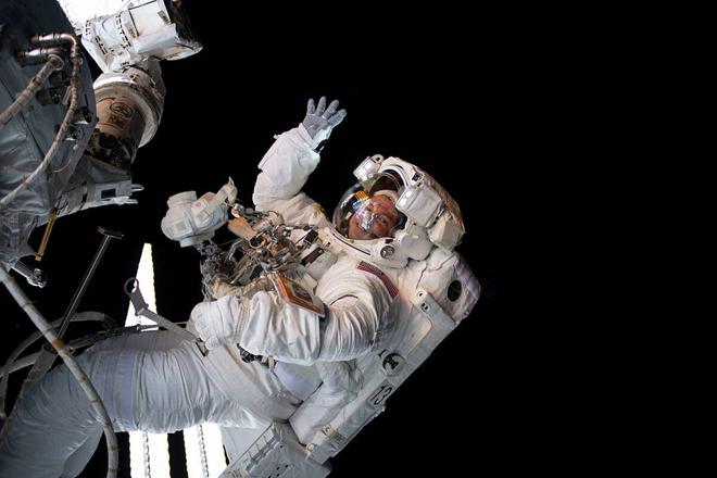 Bác sĩ trên trạm cũ trụ quốc tế của NASA và những điều đặc biệt