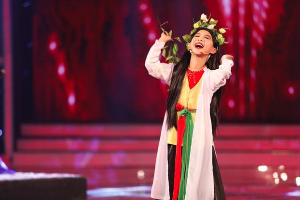 kim chi giọng hát việt nhí   Món Miền Trung