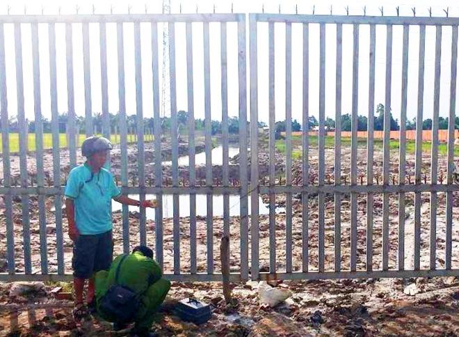 3 cháu bé đuối nước tử vong tại công trình cải tạo khu du lịch sinh thái